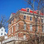 Jail Hill Inn, Galena, Illinois, exterior