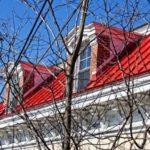 Dormer addition at Jail Hill Inn Galena Illinois