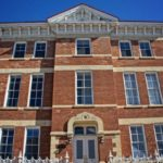 Brick Exterior, Jail Hill Inn Galena Illinois
