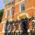 Jail Hill Inn, Galena, Illinois, Brick Front