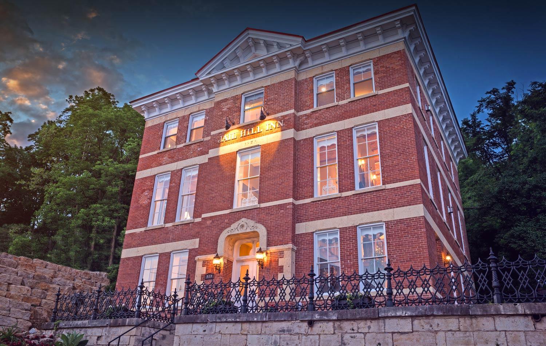 Historic Hotel in Illinois