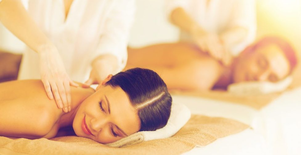 Massage in Galena Illinois at a Bed and Breakfast