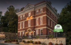 Jail Hill Inn Bed and Breakfast in Galena, Illinois