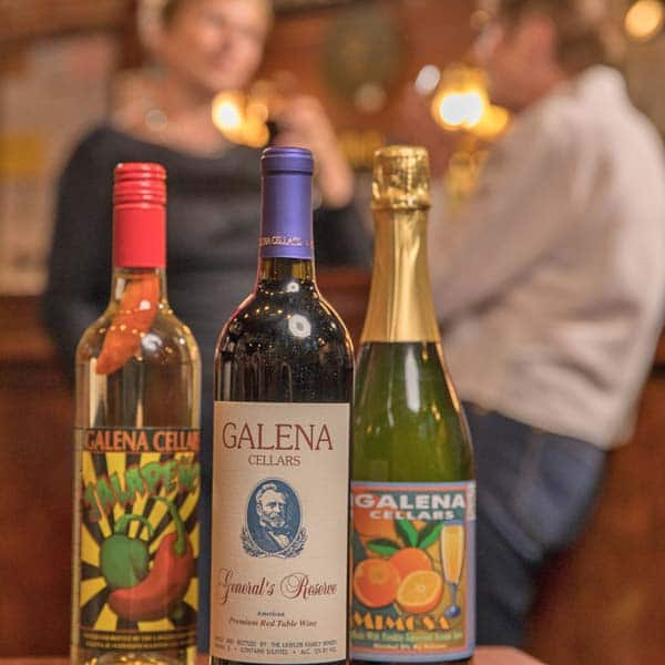 Go Wine Tasting in Downtown Galena