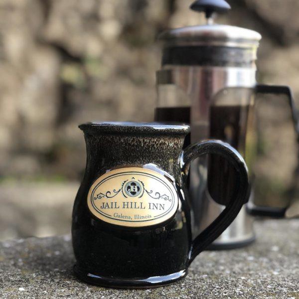 Jail Hill Inn Handmade Coffee Mug 5