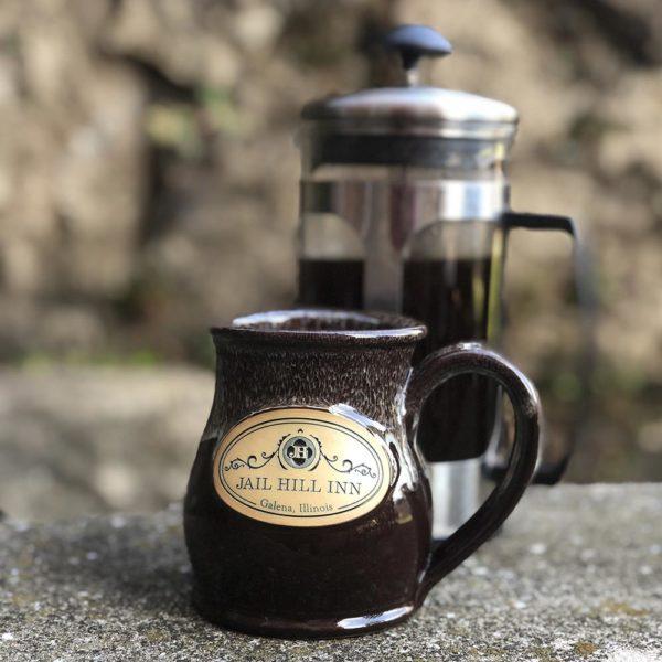Jail Hill Inn Handmade Coffee Mug 8