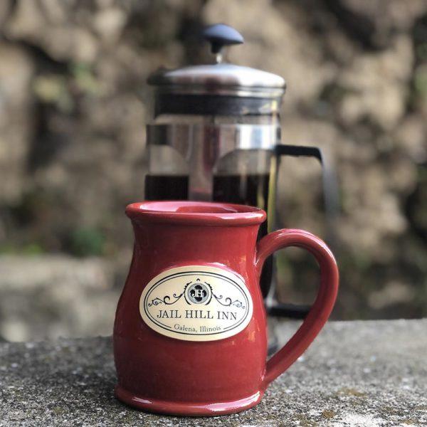 Jail Hill Inn Handmade Coffee Mug 6