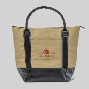 Jail Hill Tote Bag