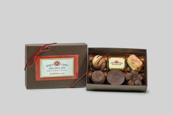 Jail Hill Box of Chocolates