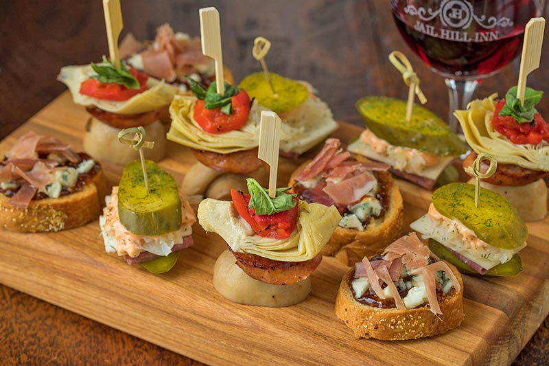 Wine & Cheese Reception 1