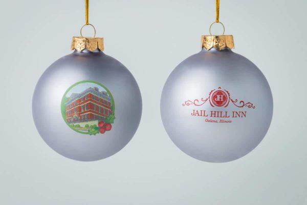 2019 - Jail Hill Inn Ornament 1