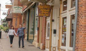 Explore Downtown Galena