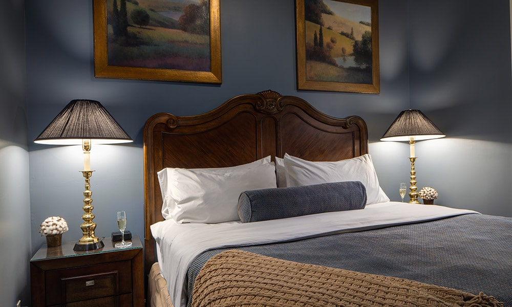 Our Galena Bed and Breakfast is one of the most romantic getaways in Illinois