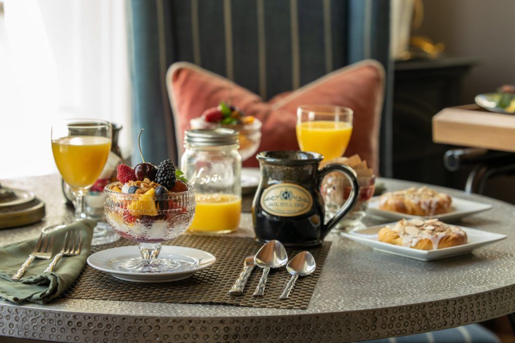 Keep Your New Year's Resolutions at our #1-rated Galena Bed and Breakfast