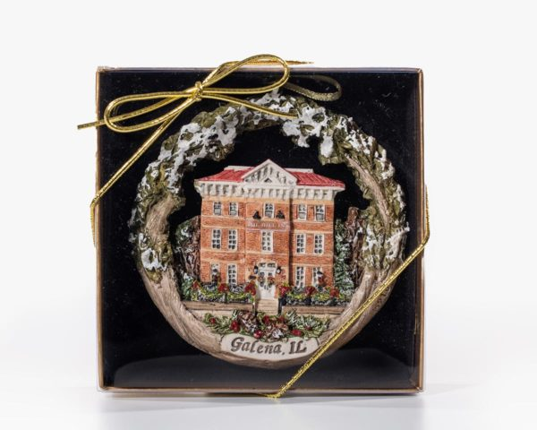 2020 - Jail Hill Inn Ornament 2