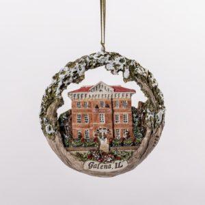 2016 - Jail Hill Inn Ornament 1