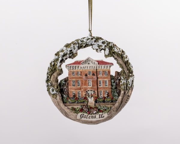 2020 - Jail Hill Inn Ornament 1
