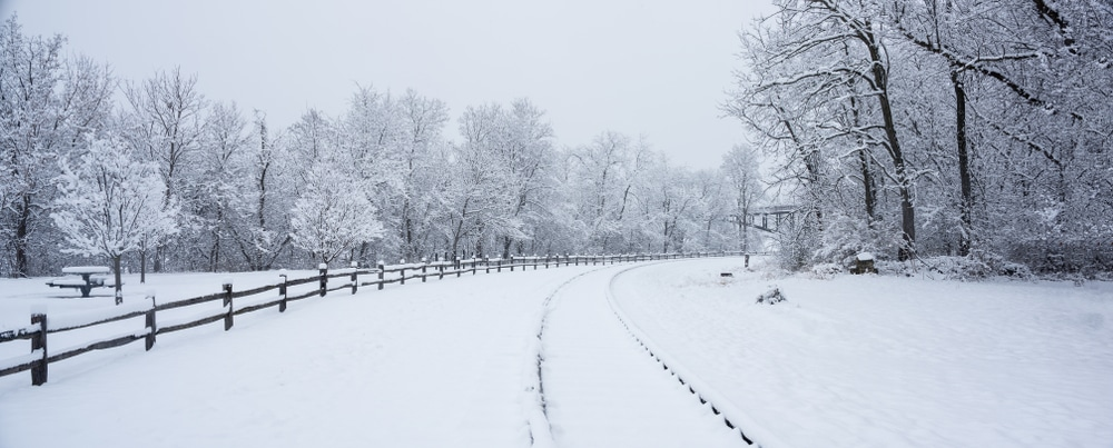 Wintry landscape is the perfect backdrop for romantic getaways in Galena IL